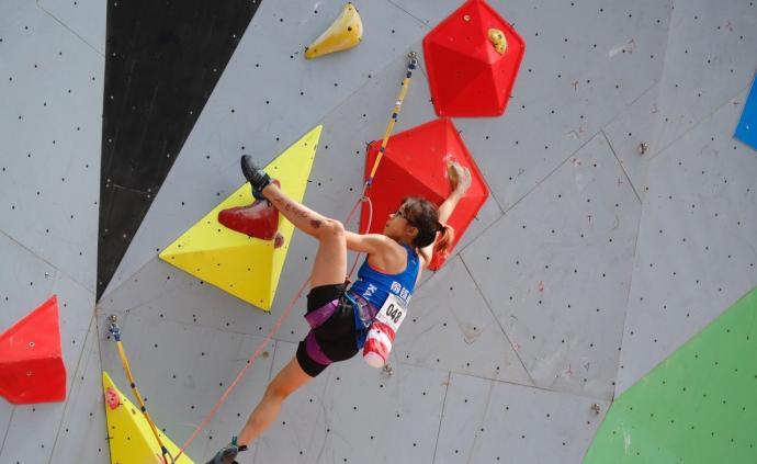 中國攀巖迎來發展春天:2024年奧運會奪金,必須的