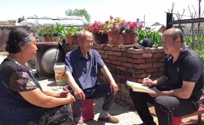 村支書王偉華:堅持把為鄉親服務作為第一要務