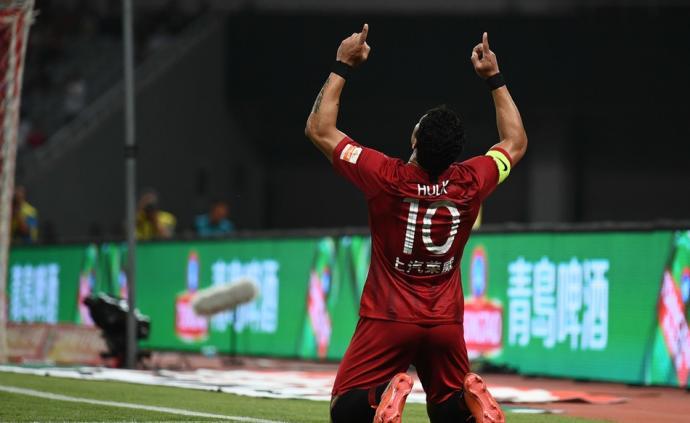 """上海德比上港3比1取勝,再次完成對申花聯賽""""雙殺"""""""