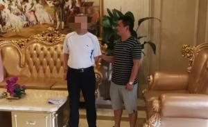 長沙一男子出門買菜,路過酒店偷走煙灰缸被拘:太漂亮沒忍住