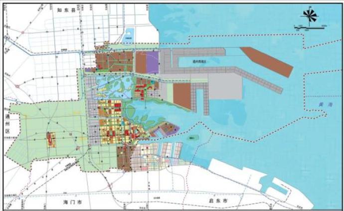 通州湾江苏新出海口建设正式写入长三角一体化发展纲要
