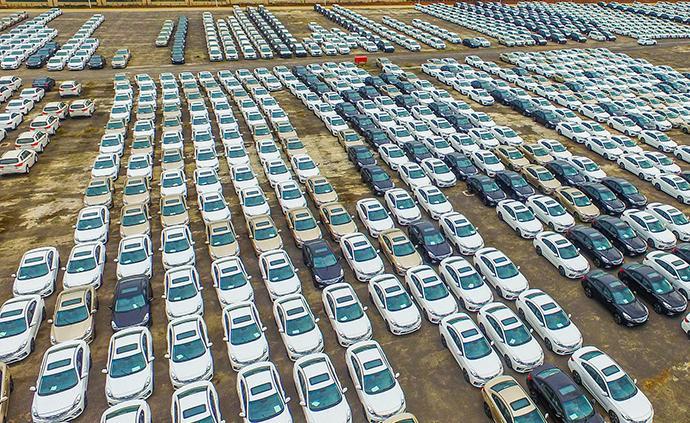 上半年汽车销量下降12%,中汽协呼吁促进消费政策尽快落地