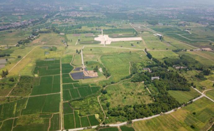 良渚古城遺址公園7日起接受參觀預約,開放區域為城址區核心