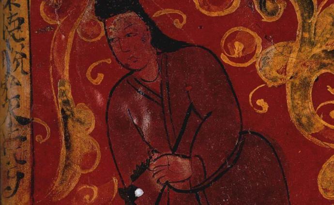 观点丨司马金龙墓漆画是否受?#28966;?#24698;之《女史箴图》等的影响