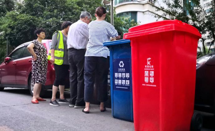 """上海垃圾分類""""帶火""""分類桶,臺州有企業日產量從兩百到一萬"""