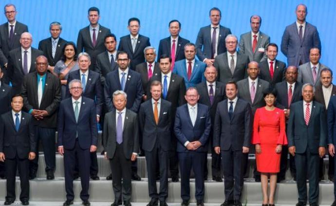 亞投行成員國有望增至100個,比利時、希臘等三國申請加入