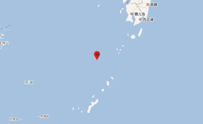 自然資源部:中國東海海域地震不會引發海嘯