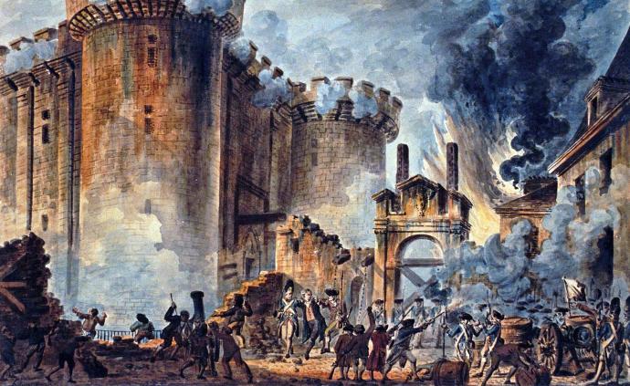 朱学平︱民主文化的创生:?#36947;?#23545;法国大革命的思考