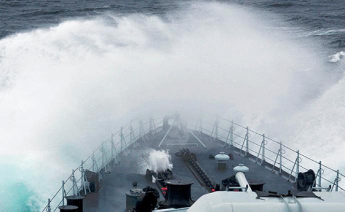 中国人民解放军近日在东南沿海组织例行性演习
