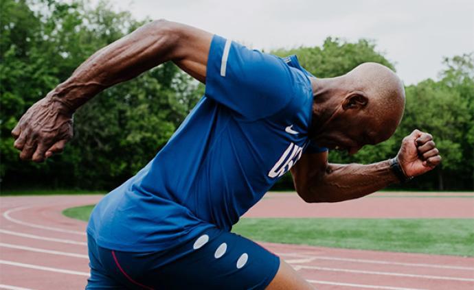 """100米跑出13秒17,這是一個71歲老人的""""不佳戰績"""""""