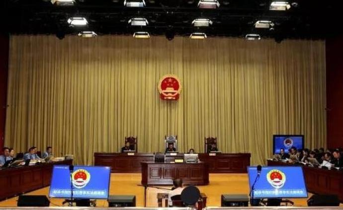 兰州石斌等35人重大涉黑案庭审结束:案情复杂,择期宣判