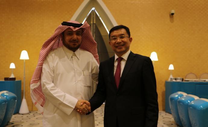 外交部政策规划司副司长周剑出任中国驻卡塔尔大使