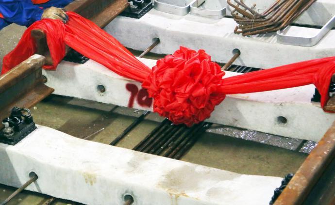 杭绍台铁路实体工程量已完成35%,拟建中国首条机器人铁路
