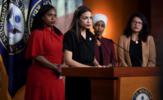 联邦明察局?丨特朗普怼女议员,或将使民主党自乱阵脚