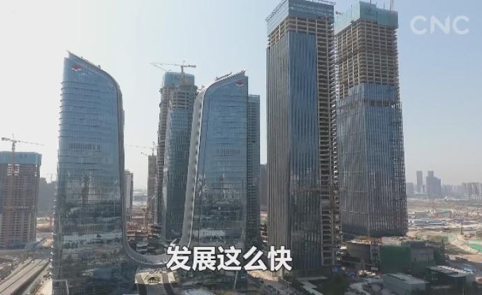 習近平的足跡丨這些縣區,習近平來調研過——深圳前海