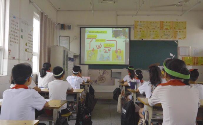 """偏遠小學來了""""外教"""":跨太平洋直播上課"""