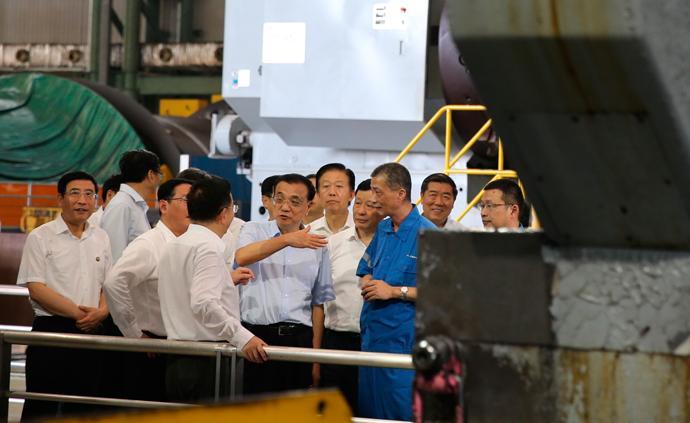 李克强点赞上海电气:在平等、公平的竞争中走到了行业前列