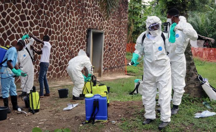 国家国际发展合作署:中国愿帮助非洲国家应对埃博拉疫情