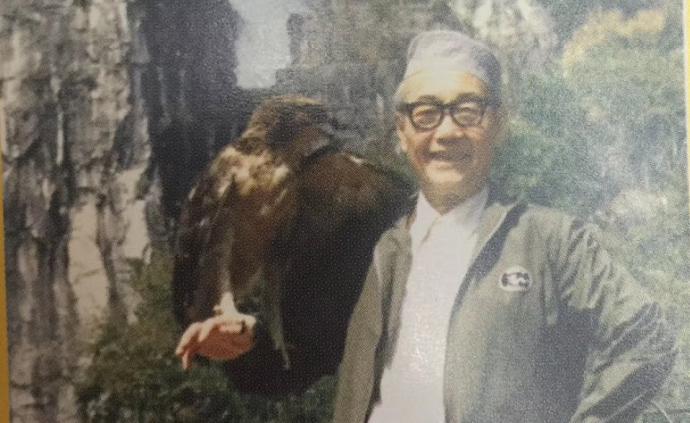 中国著名花鸟画家、南京师范大学教授谭勇逝世,享年101岁