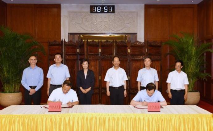 宁夏将与人民大学共建中外合作办学机构,为宁夏葡萄产业育才