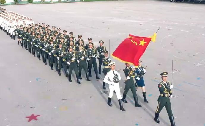 視頻丨駐港部隊發宣傳片:有信心有能力維護香港長期繁榮穩定