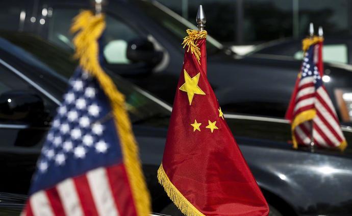 """人民日报""""钟声"""":让中美经贸合作正能量越来越多"""