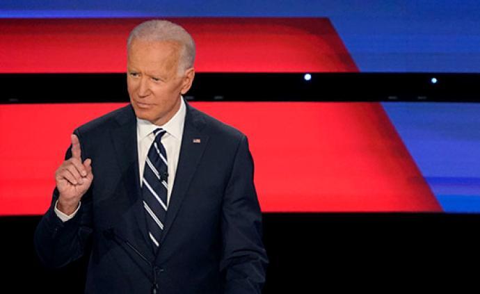 美國民主黨大選第二場辯論:拜登遭遇圍攻,楊安澤表現不俗