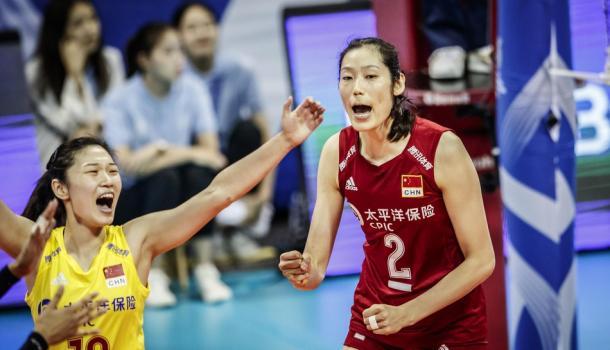 中國女排3比0擊敗捷克:我們猜對了結果,卻沒料到過程