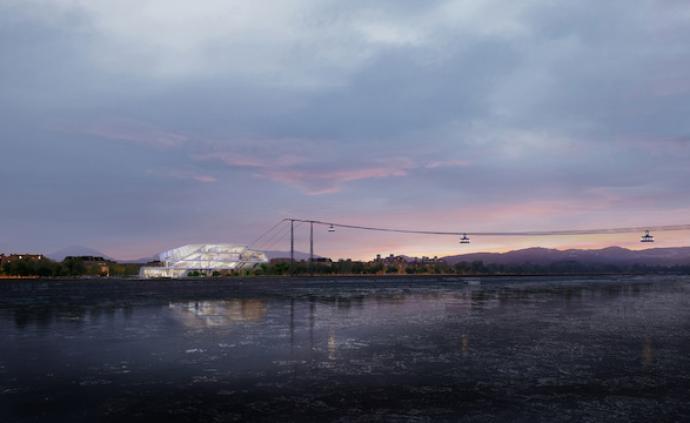 乘缆车跨越中俄边境?顺便俯瞰黑龙江美景?这是真的!