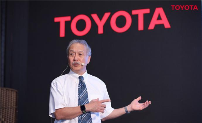 """车企电动化转型中,""""慢热""""的丰田会不会又踩准了节奏"""