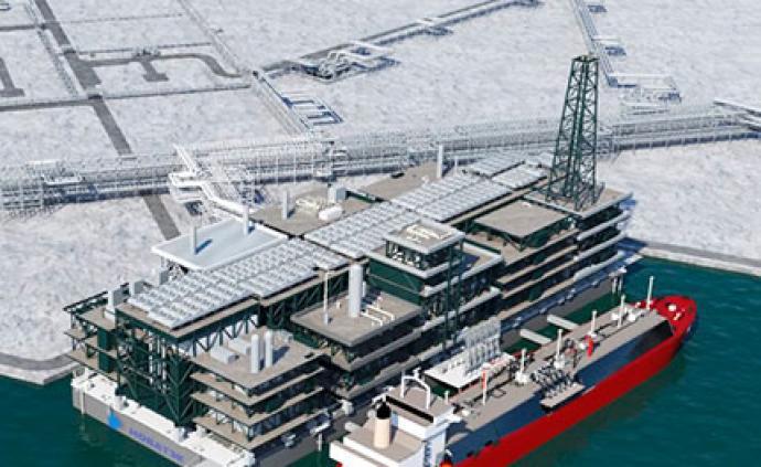 俄方有意吸引印度参与北极LNG 2项目,法中日企已入股