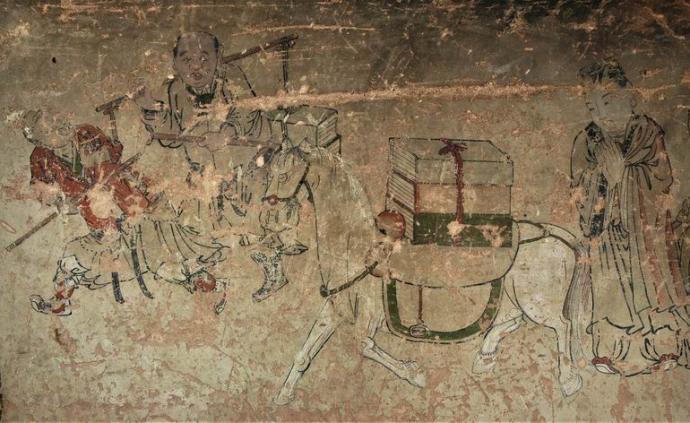 唐僧取經圖像始于何時?圖籍互鑒呈現中國僧人取經之路
