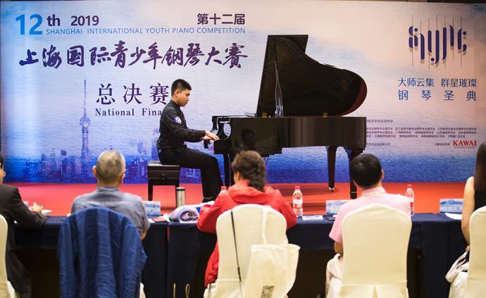 为何参加上海国际青少年钢琴大赛?因为能学到东西,能提高