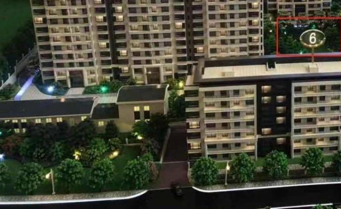 """南京一楼盘擅改公共绿地为""""私家花园"""":""""没产证不受保护"""""""