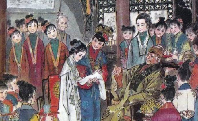 """戴敦邦久事美术馆""""缘话红楼"""":退休后终于画了240幅"""