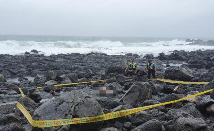 韩国济州海边发现一具中国女性遗体,之前已失联其男友报警