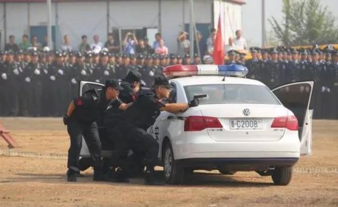 全国公安机关积极部署开展全警实战大练兵在警营中反响热烈