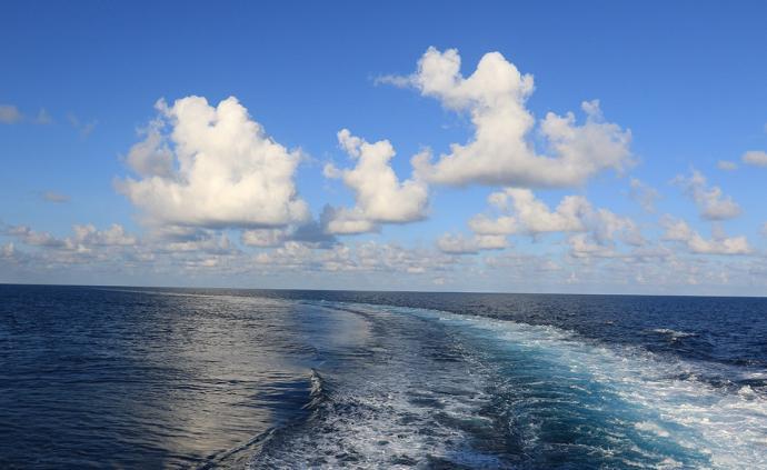 中国海警局开展北太平洋公海渔业执法巡航