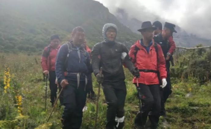 四川四姑娘山景区开出首张有偿救援罚单:广东男子被罚两千元