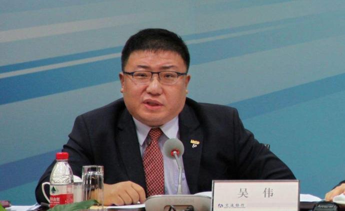 交通银行副行长吴伟已任山西省政府党组成员
