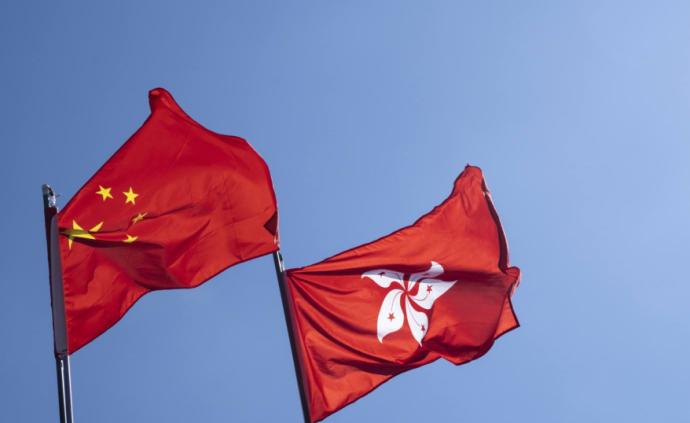 香港特区政府:全力支持警方将目无法纪的暴力示威者绳之于法