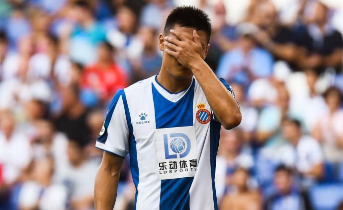 體壇聯播|西班牙人輸球武磊全隊最低分,林書豪接近北京男籃