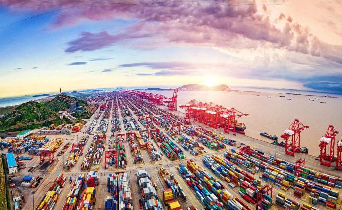上海今年7月份外贸进出口2947.7亿元,同比增4.3%