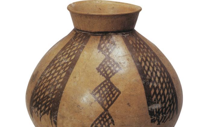新石器时代的彩绘陶,引导了中国美术的意象表现之路