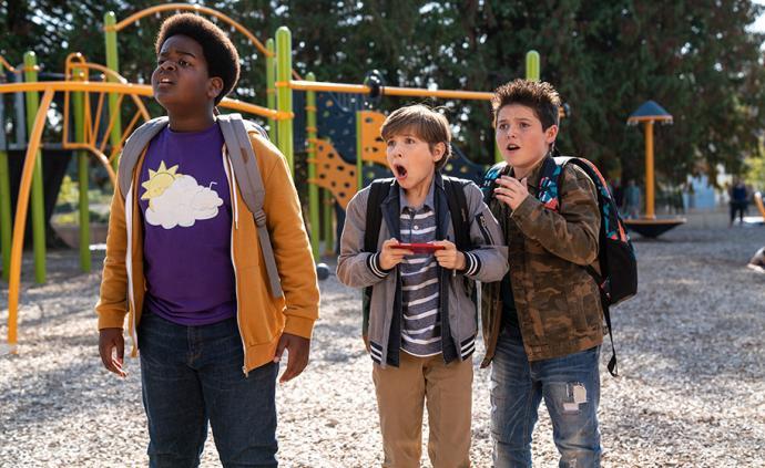 """北美票房丨《好小子们》助推环球成今年第二家""""十亿""""公司"""