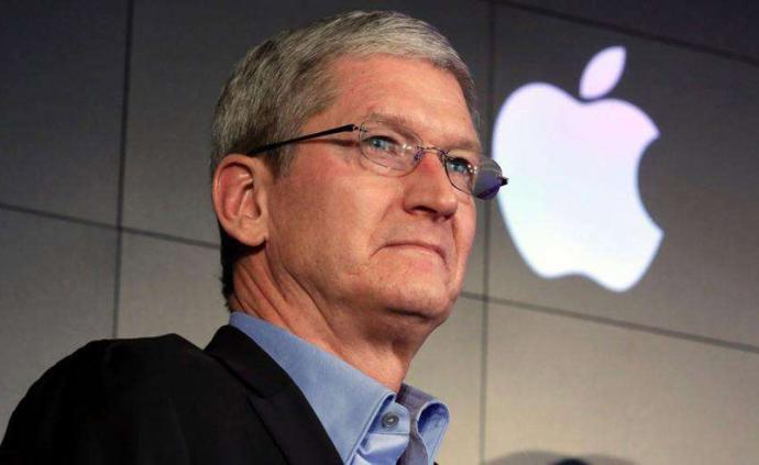 库克警告加征关税将损害苹果竞争力