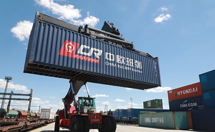 """""""义新欧""""中欧班列线路增至10条,已发运货物6万余标箱"""