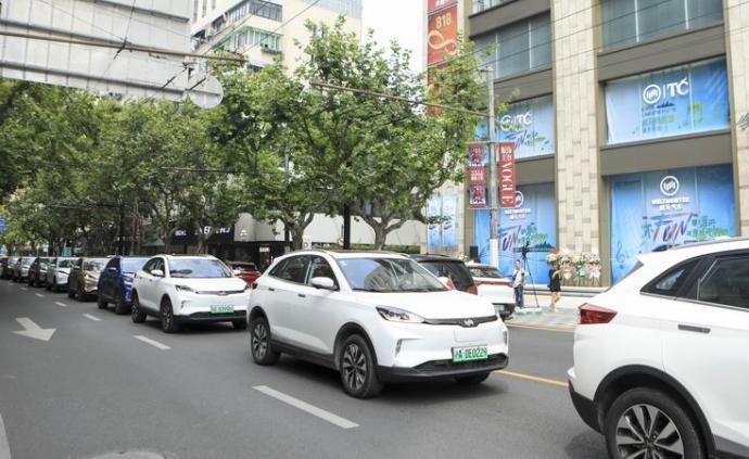 挺进上海核心商圈,威马汽车用户累计行驶里程突破1亿公里