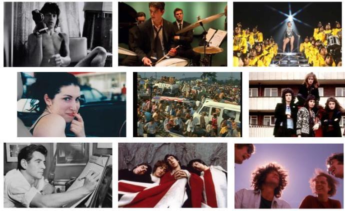 三十部最佳音樂電影,為日子久遠的歌拂去灰塵