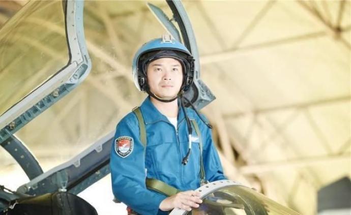 海軍航空兵特級飛行員王中元:南海有我們,請祖國放心!
